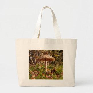 Toadstool Large Tote Bag