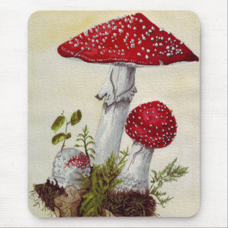 Toadstool Mouse Pad