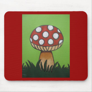 Toadstool Products Mouse Pad