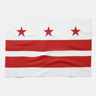Toalla de cocina con la bandera de la C.C. de