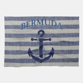 ¡Toalla de cocina de Bermudas! Toalla