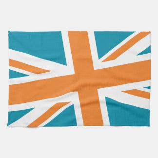 Toalla de cocina de la bandera de unión (trullo/na