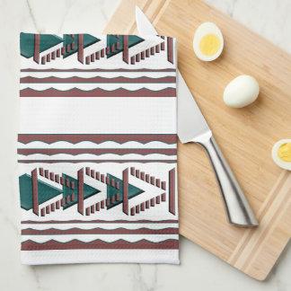 Toalla de cocina de la tapicería del sudoeste