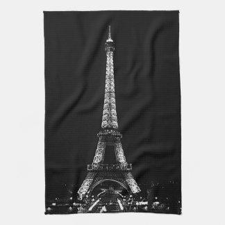 Toalla de cocina de la torre Eiffel