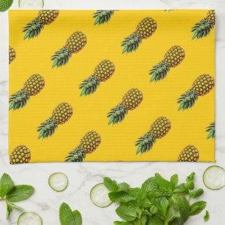 Toalla de cocina personalizada con la fruta de la