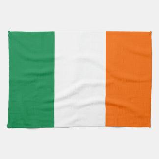 toalla de la bandera de país de Irlanda