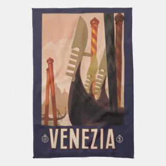 Toalla de mano de Venezia Venecia Italia del