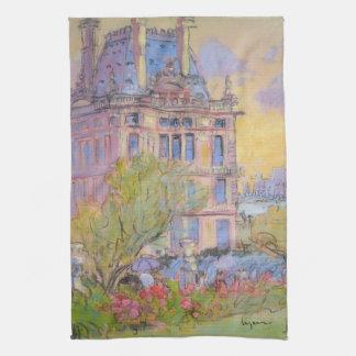Toalla del jardín de París Tuileries