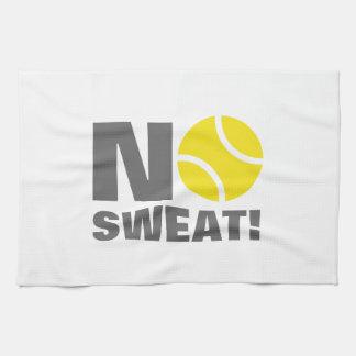 ¡Toalla el | del tenis ningún sudor! Toallas