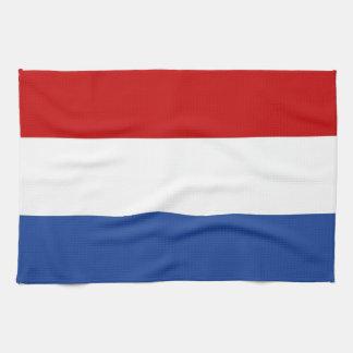 toalla holandesa de la bandera de país de Holanda