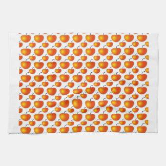 Toallas de cocina anaranjadas de MoJo del american