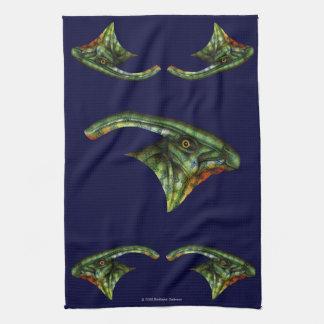 Toallas de cocina del Hadrosaur
