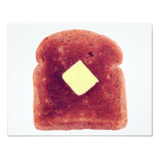 Toast! 4.25x5.5 Paper Invitation Card