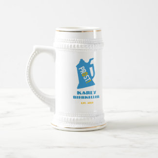 Toast A Big Event with Custom German Beer Steins