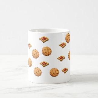 Toast and Cookies Coffee Mug