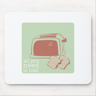 Toast And Toaster Mouse Pads