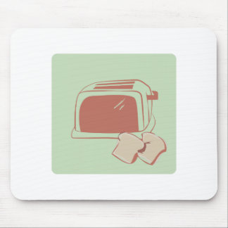 Toast And Toaster Mousepads