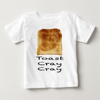 Toast cray cray baby T-Shirt