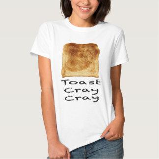 Toast cray cray T-Shirt