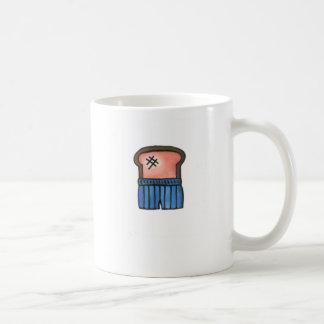 Toast in Boxers Coffee Mug
