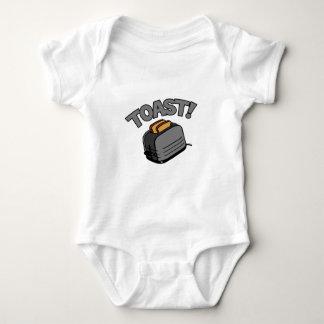 Toast! Infant Creeper