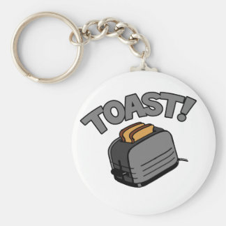 Toast! Keychains