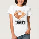 TOAST! (ladies) T-Shirt