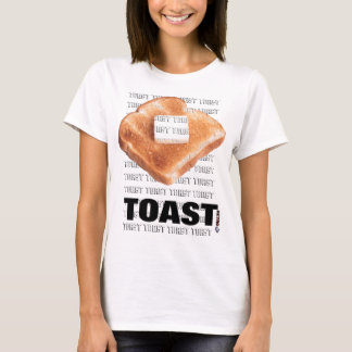 TOAST! (ladies) T-Shirt