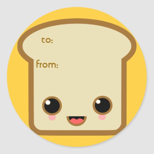 toast life stickers