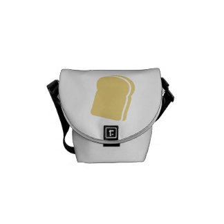 Toast Messenger Bag