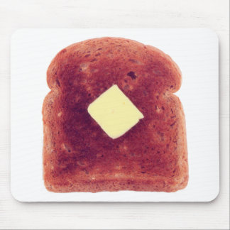 Toast! Mouse Pad