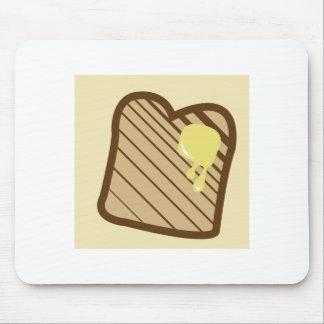 Toast Mouse Pad