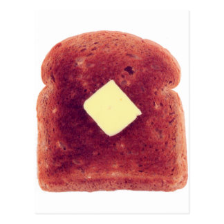 Toast! Postcard