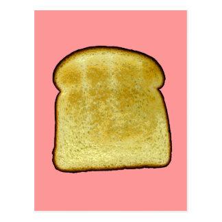 Toast Postcard