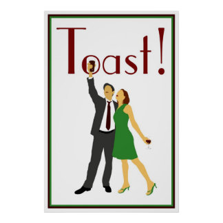Toast! Poster
