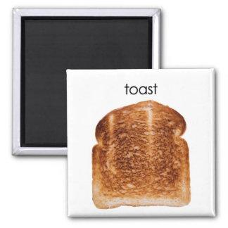 Toast Refrigerator Magnet