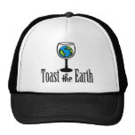 Toast the Earth Hats