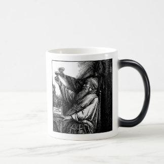 Toast to Death Morphing Mug
