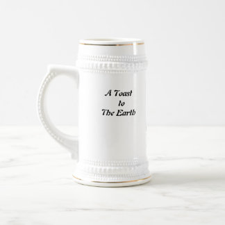 Toast to Earth Magic  Green Child 18 Oz Beer Stein