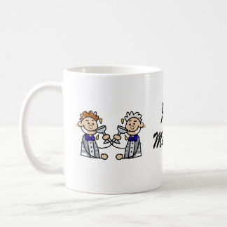 Toast to the Grooms Coffee Mug