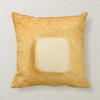 Toast with Butter Pillow