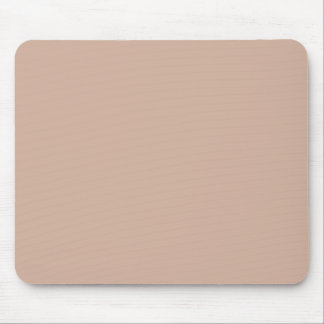 Toasted Almond Spring 2015 Solid Color Mouse Pads
