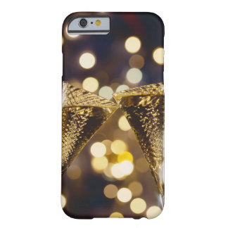Toasted champagne flute, close-up barely there iPhone 6 case