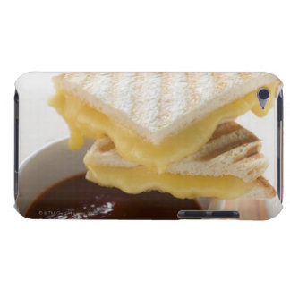 Toasted cheese sandwiches & a cup of tomato soup barely there iPod covers