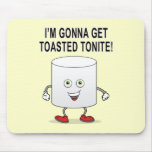Toasted Marshmallow Mousepads