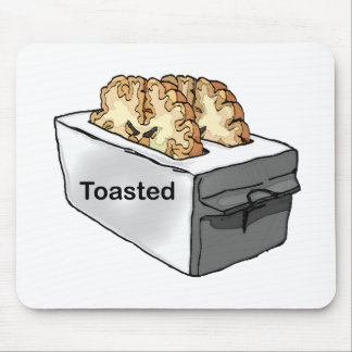 Toasted Mouse Pad