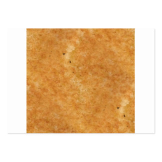 Toasted side of grilled cheese sandwich bread large business card