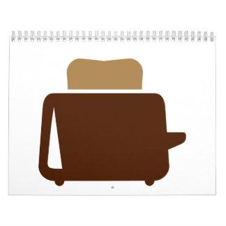 Toaster Calendar