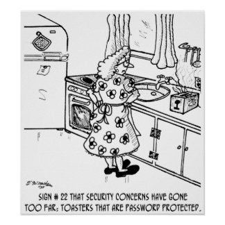 Toaster s Password Print