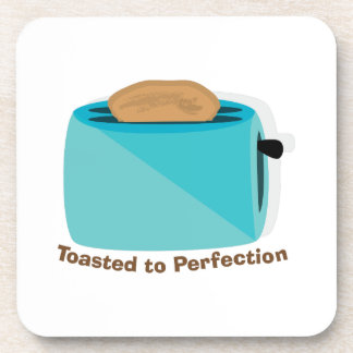 Toaster_Toasted To Perfection Coaster